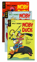 Bronze Age (1970-1979):Cartoon Character, Moby Duck File Copies Group (Gold Key, 1967-78) Condition: AverageVF/NM.... (Total: 25 Comic Books)