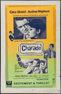 "Movie Posters:Mystery, Charade (Universal, 1963). Canadian One Sheet (27"" X 42"").Mystery.. ..."