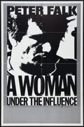 "Movie Posters:Drama, A Woman Under the Influence (Independent, 1974). One Sheet (27"" X 41""). Drama.. ..."