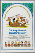 "Movie Posters:Animation, A Boy Named Charlie Brown & Other Lot (National General, 1969). One Sheets (2) (27"" X 41""). Animation.. ... (Total: 2 Items)"