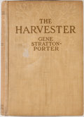 Books:First Editions, Gene Stratton-Porter. The Harvester. Garden City: Doubleday,Page, 1911. First edition, first printing. Octavo. Publ...