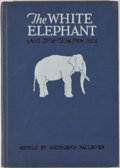 Books:Children's Books, Frederick Richardson [illustrator]. Georgene Faulkner. The WhiteElephant. New York: Wise-Parslow, [1929]. Octavo. P...