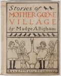 Books:Children's Books, Madge A. Bigham. Stories of Mother Goose Village. Chicago:Rand, McNally, [1903]. Octavo. Publisher's binding with l...