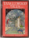 Books:Children's Books, Nathaniel Hawthorne. Tanglewood Tales. New York: Hampton, [1921]. Octavo. Publisher's binding with rubbing and m...