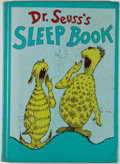 Books:Children's Books, Dr. Seuss. Sleep Book. New York: Random House, [1962].Quarto. Illustrated cloth library binding with minor rubb...