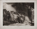Antiques:Posters & Prints, Engraved Print from Boydell's Shakespeare Entitled,Tempest. Cheapside: J. & J. Boydell, 1797. Gener...