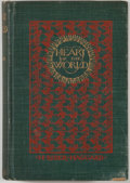Books:First Editions, H. Rider Haggard. Heart of the World. New York: Longmans,Green, 1895. First American edition. Octavo. Publisher's b...