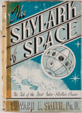 Books:First Editions, Edward E. Smith. The Skylark of Space. Providence: Hadley,[1947]. First Hadley edition. Octavo. Publisher's bin...