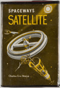 Books:First Editions, Charles Eric Maine. Spaceways Satellite. New York: AvalonBooks, [1958]. First American edition, first printing. Oct...