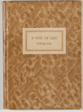 Books:Medicine, William Osler. A Way of Life: An Address Delivered to YaleStudents on the Evening of Sunday, April 20th, 1913. New ...