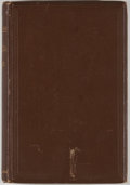 Books:First Editions, Joaquin Miller. Shadows of Shasta. Chicago: Jansen, McClurg,1881. First edition. Octavo. Publisher's binding with l...