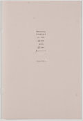 Books:First Editions, Reuben Gold Thwaites [editor]. Atlas Accompanying the OriginalJournals of the Lewis and Clark Expedition 1804-1806....