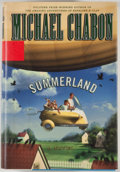 Books:Signed Editions, Michael Chabon. SIGNED. Summerland. New York: Miramax Books, [2002]. First edition, first printing. Signed by Chab...
