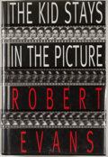 Books:Signed Editions, Robert Evans. INSCRIBED. The Kid Stays in the Picture. New York: Hyperion, [1994]. First edition, first printing. ...