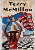 Books:Signed Editions, Terry McMillan. SIGNED. How Stella Got Her Groove Back. [New York]: Viking, [1996]. First edition, first printing. ...
