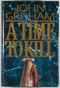 Books:Signed Editions, John Grisham. SIGNED. A Time to Kill. New York: Doubleday, [1993]. Second edition, first printing; after Wynwood Pre...