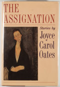 Books:Signed Editions, Joyce Carol Oates. Group of Four Signed First Editions, including: The Assignation. New York: Ecco Press, [1988]. [a... (Total: 4 Items)