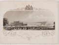 Antiques:Posters & Prints, Lot of 18 Steel Engravings Depicting Various Scenes of the GreatExhibition of 1851....