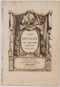 Antiques:Posters & Prints, Lot of 12 Engraved Headpiece and Tailpiece Vignettes Circa 1776....