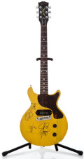 Musical Instruments:Electric Guitars, Les Paul Replica TV Yellow Solid Body Electric Guitar ...
