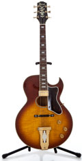 Musical Instruments:Electric Guitars, 1970's Ibanez Howard Roberts Sunburst Semi-Hollow Body ElectricGuitar ...