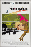 "Movie Posters:Comedy, Caprice (20th Century Fox, 1967). One Sheet (27"" X 41""). Comedy.. ..."