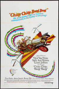 "Chitty Chitty Bang Bang & Other Lot (United Artists, 1969). One Sheets (2) (27"" X 41""). Fantasy. ... (Tota..."