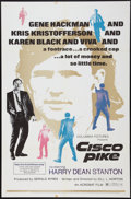 "Movie Posters:Drama, Cisco Pike (Columbia, 1971). One Sheet (27"" X 41""). Drama.. ..."