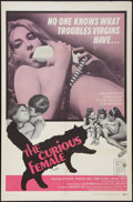 """Movie Posters:Adult, The Curious Female (Fanfare, 1969). One Sheet (27"""" X 41""""). Adult.. ..."""