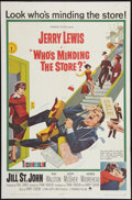 """Movie Posters:Comedy, Who's Minding the Store? & Other Lot (Paramount, 1963). One Sheets (2) (27"""" X 41""""). Comedy.. ... (Total: 2 Items)"""