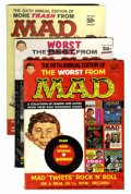 Magazines:Mad, Mad Special Issues Group (EC, 1958-63) Condition: Average VG....(Total: 6 Comic Books)