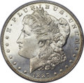 Morgan Dollars, 1887-O $1 MS65 Prooflike PCGS....
