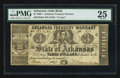 Obsoletes By State:Arkansas, (Little Rock), AR- Arkansas Treasury Warrant $3 Mar. 10, 1863 Cr. 46A. ...
