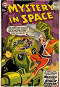 Books:Comics - Silver Age, Mystery in Space #53 (DC, 1959)....