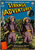 Books:Comics - Golden Age, Strange Adventures #1 (DC, 1950)....