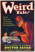 Books:Pulps, Weird Tales August 1935 (Popular, 1935) FN-....