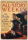 Books:Pulps, All-Story Weekly January 24, 1920 (Munsey, 1920) FN-....