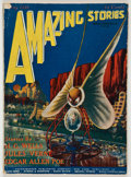 Books:Pulps, Amazing Stories May 1926 (Gernsback, 1926) VG+....