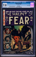 Books:Comics - Golden Age, Haunt of Fear #21 Gaines File Pedigree (EC, 1953) CGC FN/VF7.0 White pages....