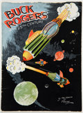 Books:Comics - Golden Age, Buck Rogers in the 25th Century by Phil Nowlan and DickCalkins (Kellogg Company, 1933)....