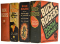 Books:Science Fiction & Fantasy, Phil Nowlan and H. Dick Calkins. Four Buck Rogers Big/Better Little Books, including: Buck Rogers in the City Below the ... (Total: 4 Items)