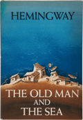 Books:First Editions, Ernest Hemingway. The Old Man and the Sea. New York: CharlesScribner's Sons, 1952. First edition, in the first ...
