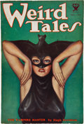 Books:Pulps, Weird Tales October 1933 (Popular, 1933) FN-....
