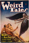 Books:Pulps, Weird Tales May 1934 (Popular, 1934) FN-....