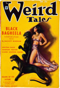 Books:Pulps, Weird Tales January 1935 (Popular, 1935) FN....