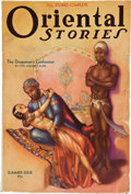 Books:Pulps, Oriental Stories Summer 1932 (Popular, 1932) FN-....