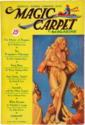 Books:Pulps, Magic Carpet January 1933 (Popular, 1933) FN-....