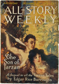 Books:Pulps, All-Story Weekly December 4, 1915 (Munsey, 1915) FN-....