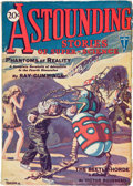 Books:Pulps, Astounding Stories January 1930 (Clayton, 1930) VG/FN....