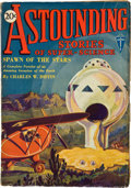 Books:Pulps, Astounding Stories February 1930 (Clayton, 1930) VG+....